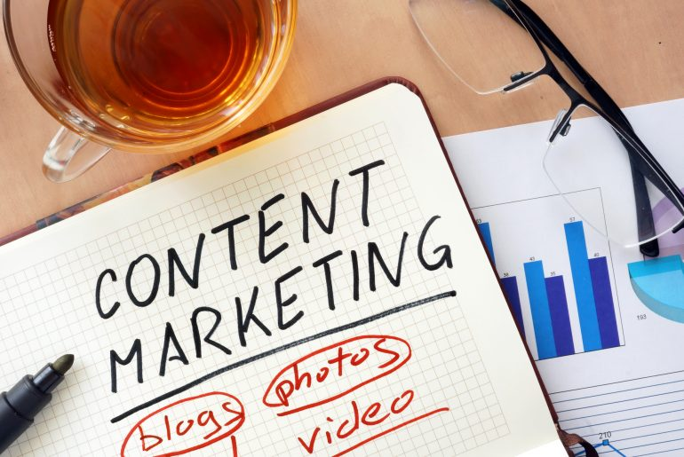 content marketing strategies for small businesses